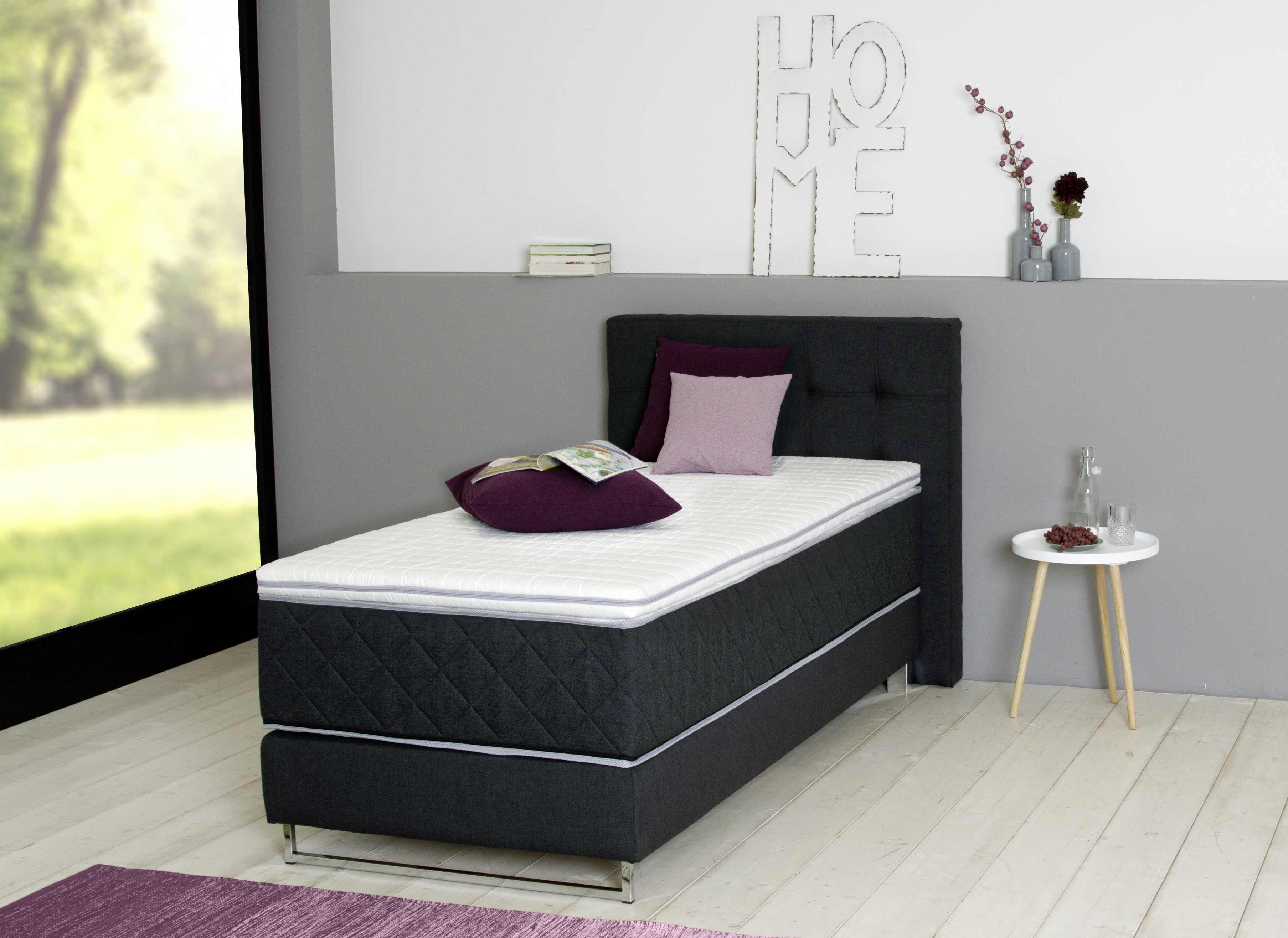 30cm xxl mammut ultra matratze 8cm gelschaum 6cm kaltschaum topper alle gr en. Black Bedroom Furniture Sets. Home Design Ideas